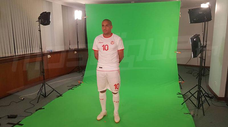 كأس العالم 2018 : لاعبو المنتخب يقومون بحصة تصوير