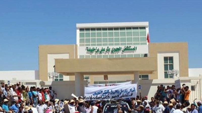 الشروع في استغلال قسمي الولادات والاستعجالي بمستشفى بئر علي بن خليفة
