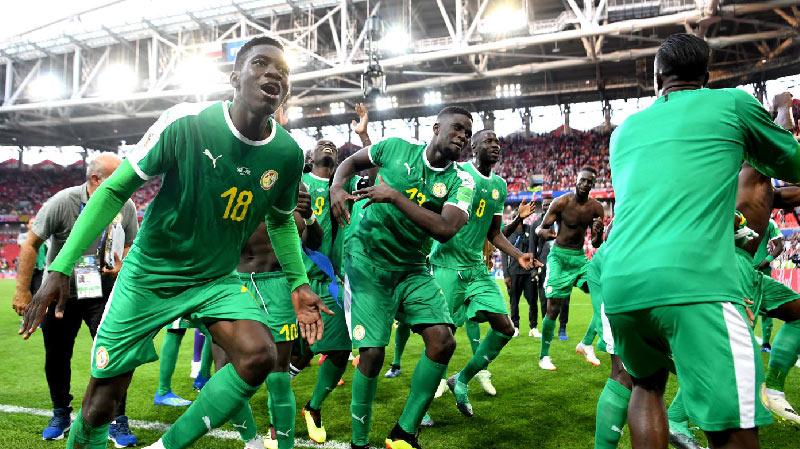 السنغال تفوز على بولونيا بنتيجة 2 - 1