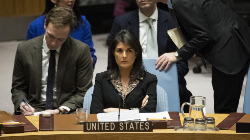 أمريكا تنسحب من مجلس حقوق الإنسان في الأمم المتّحدة