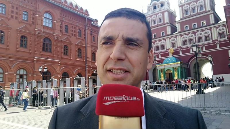 ناجي غويدر:مليون سائح روسي هدفنا من الحملة الترويجية بموسكو