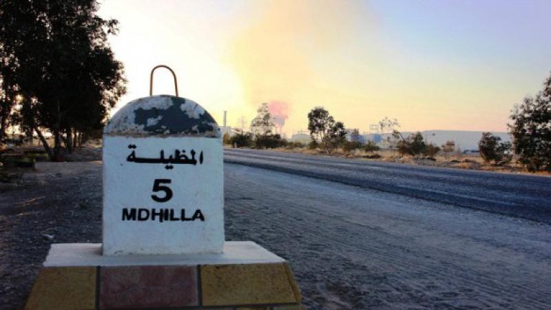 المظيلة: نسوة يحتتججن ضد الانقطاعات المتكررة للماء الصالح للشرب