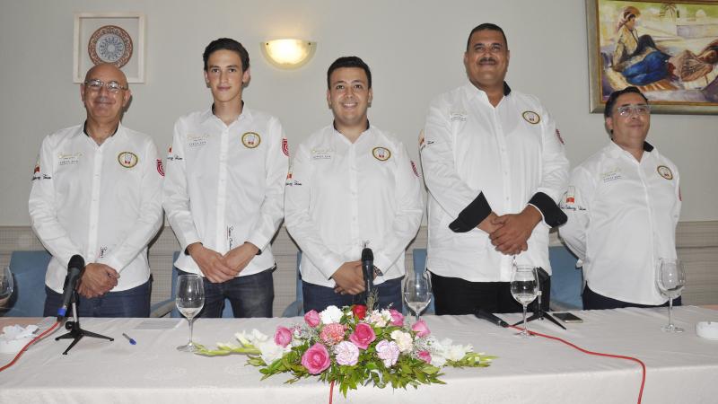 ابن جزيرة الأحلام يمثل تونس في المسابقة العالمية للطبخ البوكوز الذهبي