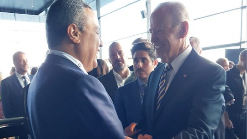نائب رئيس أمريكا السابق جو بايدن :'نحن نؤمن بالتجربة التونسية'