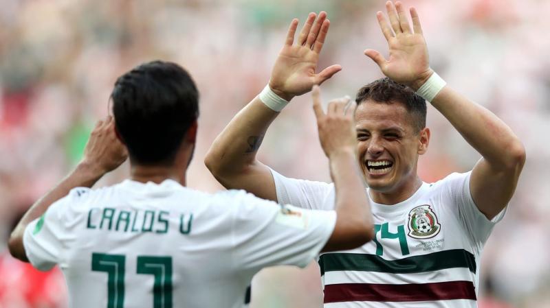 مونديال 2018 : المكسيك تفوز على كوريا الجنوبية وتقترب من التأهل