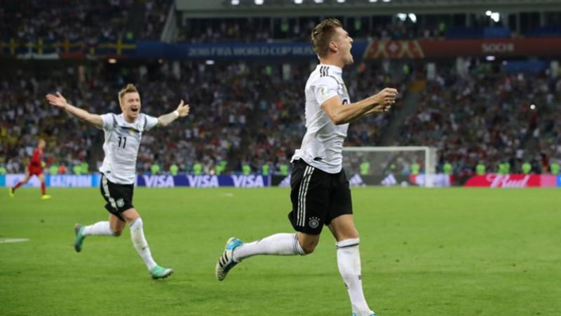 مونديال 2018 : كروس يهدي ألمانيا هدفا ثمينا في الوقت البديل