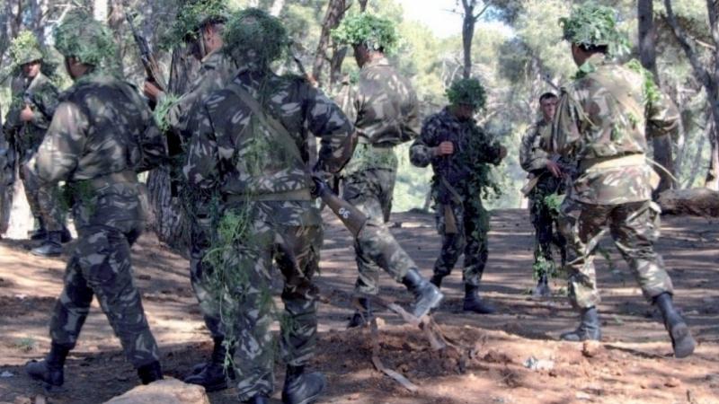 إرهابيون يسلّمون أنفسهم للجيش الجزائري