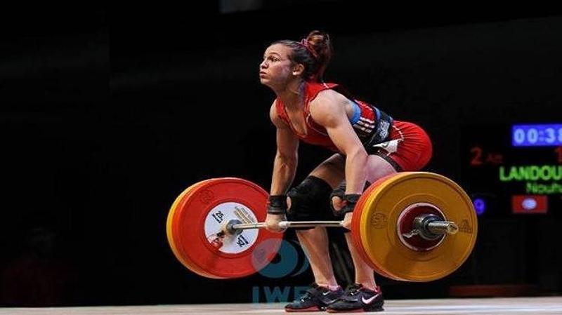الألعاب المتوسطية: ميدالية فضية لنهى الاندلسي