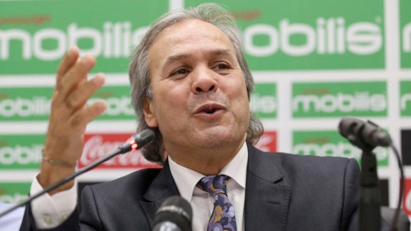 إقالة المدرب الجزائري رابح ماجر