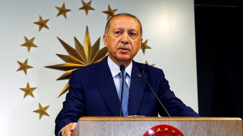 أردوغان في خطاب الفوز : 'سنواصل تحرير الأراضي السورية'