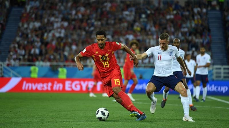مونديال 2018 : بلجيكيا تفوز على انقلترا
