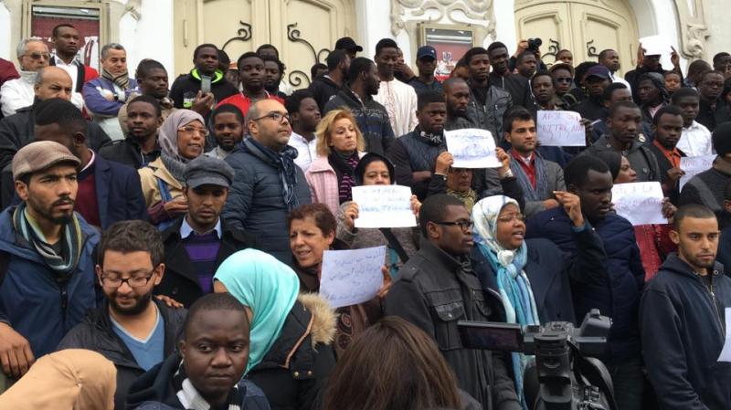 المهاجرون المقيمون في تونس: من هم.. كيف يعيشون وماهي أبرز مشاكلهم؟