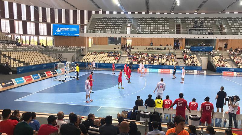تاراغونا 2018 : منتخب كرة اليد يكتفي بالفضية