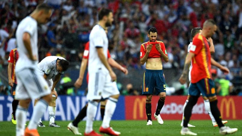 مونديال: ركلات الحظّ ترجّح كفة روسيا إلى ربع النهائي