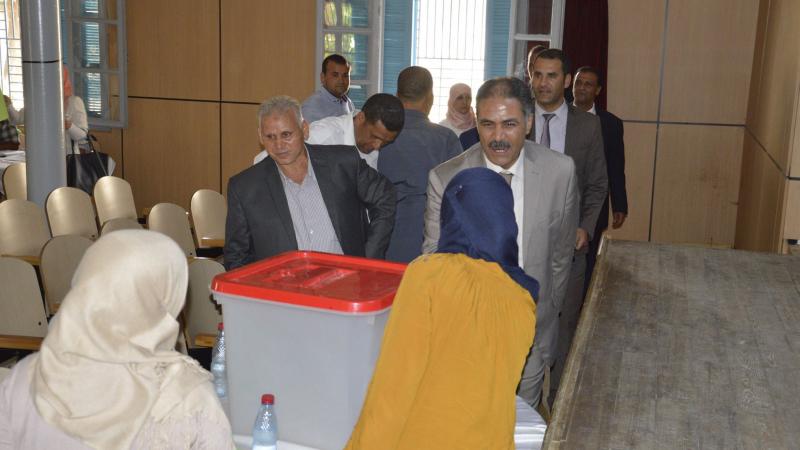 باجة : النهضة ترأس بلدية وشتاتة