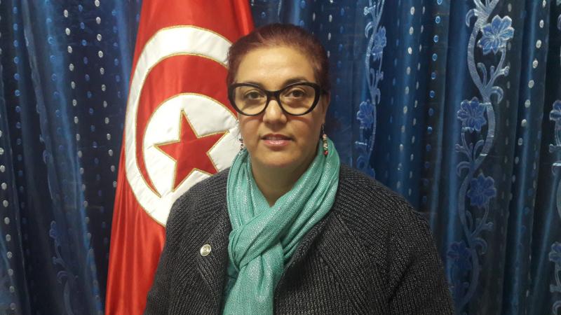 القصرين : مرشّحة حركة النهضة ترأس بلدية النور