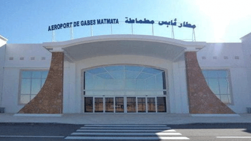مطار قابس مطماطة: غدا وصول أوّل رحلة مخصصة للجالية التونسية بالخارج