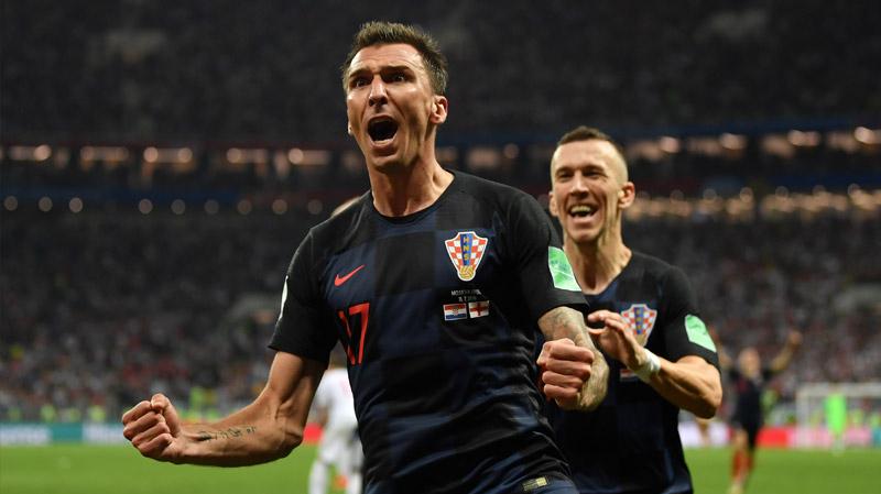 كرواتيا تنافس فرنسا على كأس العالم
