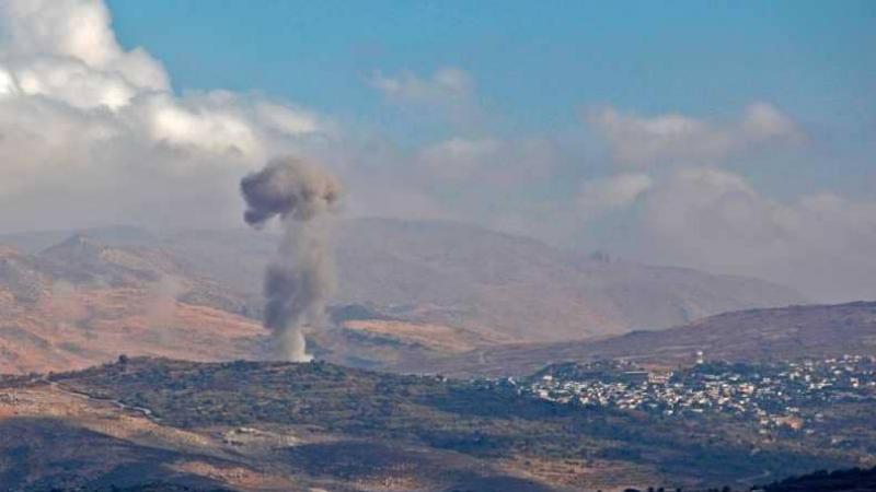 الجيش السوري يتصدى لهجوم صاروخي إسرائيلي