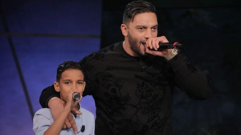 مهرجان دقاش: منع الطفل حمّودة من الغناء رفقة بلطي