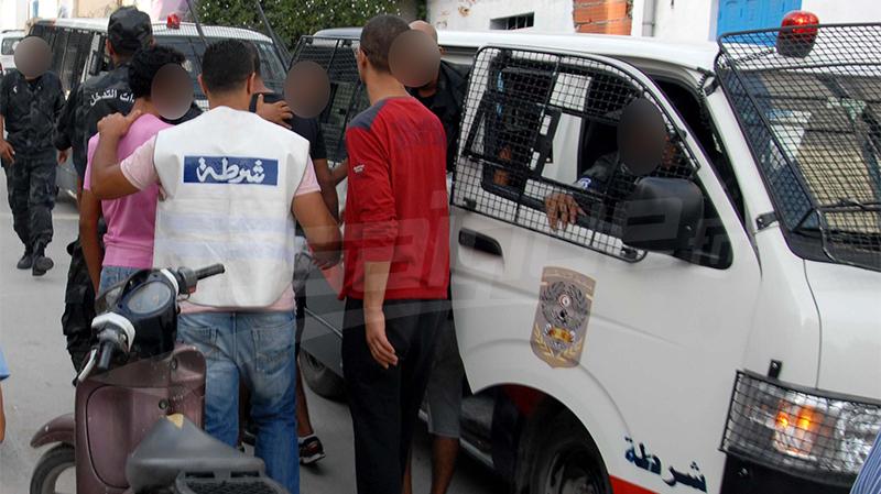 القبض على مراهقين سرقا مشرب مستشفى المنجي سليم