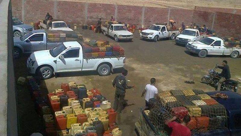 مسؤول ليبي: الوقود الليبي المُهرب يغطي 40% من حاجبات تونس