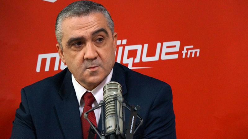 وزير الداخلية السابق لطفي براهم يطلب الحماية