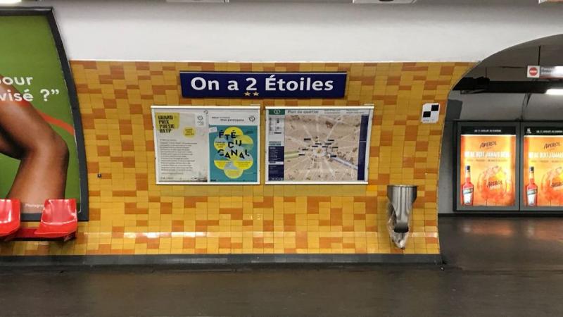 محطات باريس
