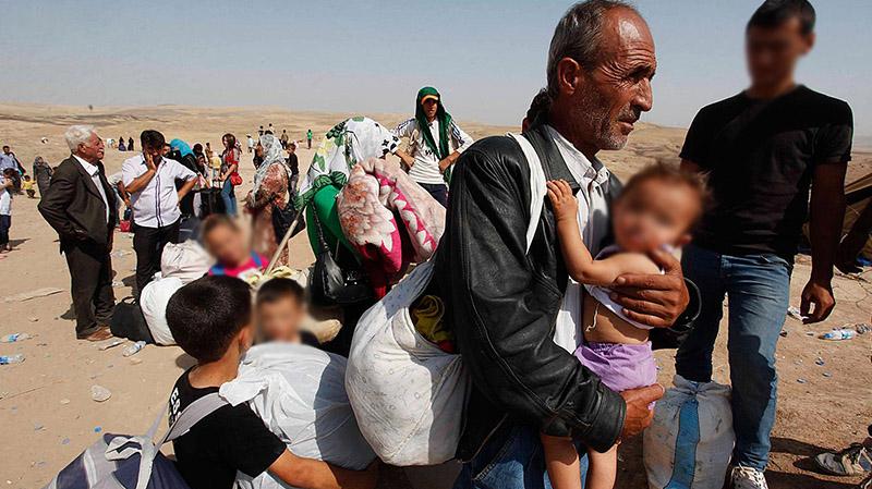 لاجئ تونس