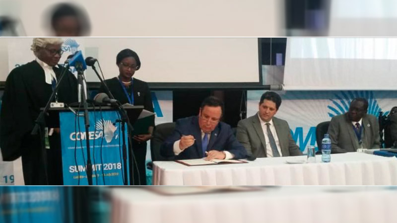 رسمي : تونس العضو 20 في 'الكوميسا'