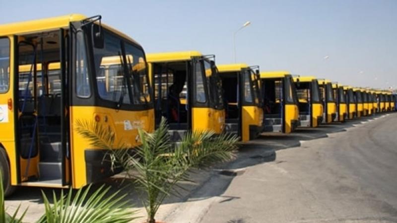 إضراب بيومين في شبكة خطوط الحافلات ببن عروس