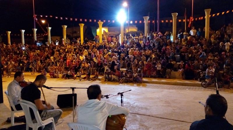 عروض من العالم وتونس في المهرجان الصيفي بالتضامن