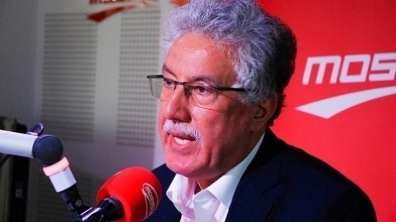 حمه الهمامي: ''هذه الحكومة مصيبة على تونس ويجب أن ترحل''