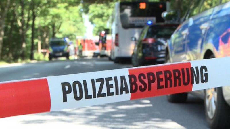 هجوم مسلّح يستهدف حافلة في ألمانيا