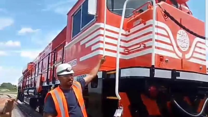 شركة السكك الحديدية تقتني قطارات جديدة