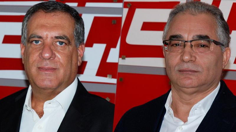 غازي الشواشي ومحسن مرزوق