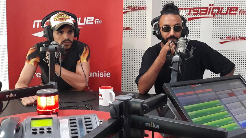 مغنيالرابأشرف: أديتالأغنيةالمثيرة للجدل في سبيطلة تحت التهديد