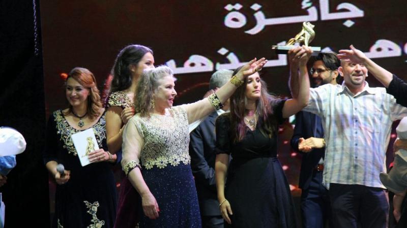 تتويج تونسي في مهرجان وهران الدولي للفيلم العربي بالجزائر