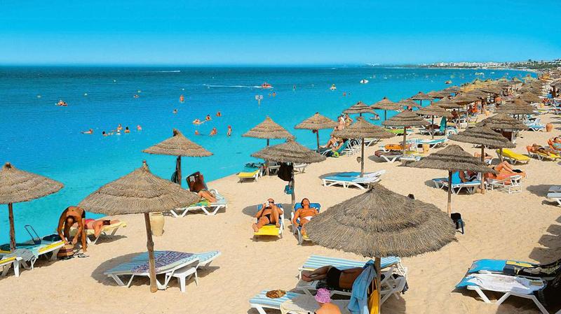 زيادة بـ23 بالمائة في عدد السياح الذين زاروا تونس