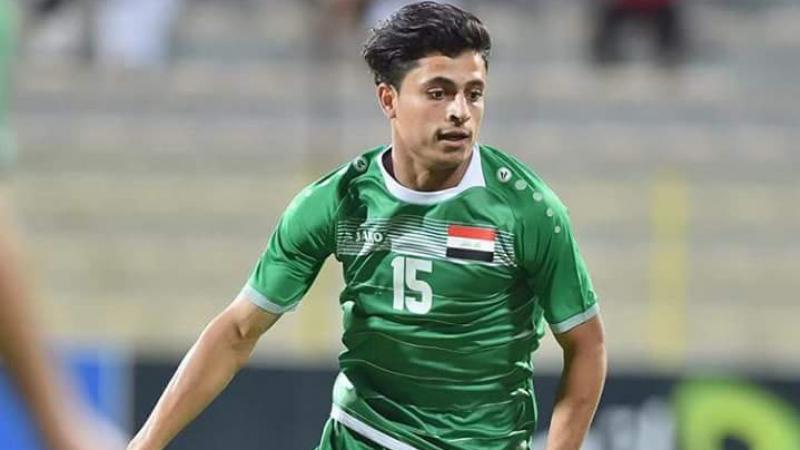 مهاجم عراقي على أعتاب النجم الساحلي