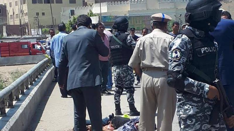 إحباط هجوم انتحاري استهدف كنيسة قرب القاهرة