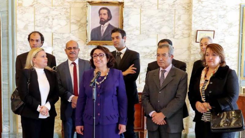 عبير موسي : لجنة الحريات وليدة ضغوطات واملاءات دولية