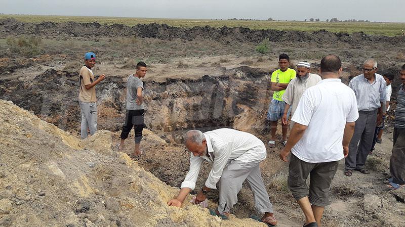 القيروان:تطويق مكان نيران المتبسطة ونفي قاطع لوقوع زلزال