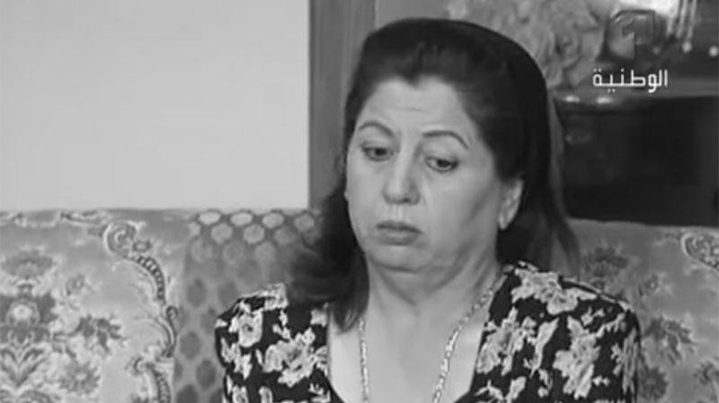 الموت يغيب الممثلة زكية بن عياد