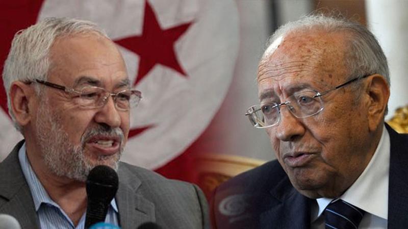 عبد الكريم الهاروني: لهذه الأسباب تغيّب الغنوشي عن خطاب رئيس الجمهورية