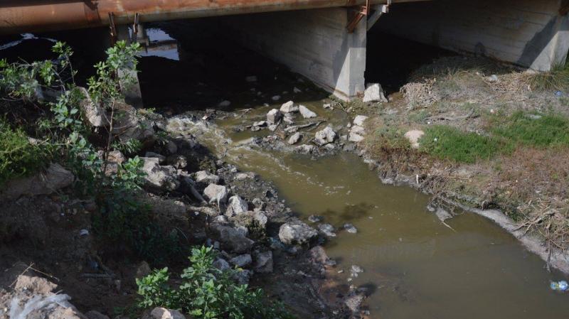 قابس: وادي قريعة يتحوّل إلى مصب للفضلات ومياه الصرف الصحي