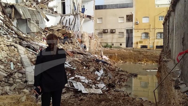 سعاد عبد الرحيم: سنستعين بالقوة العامة لإخلاء بنايات متداعية للسقوط
