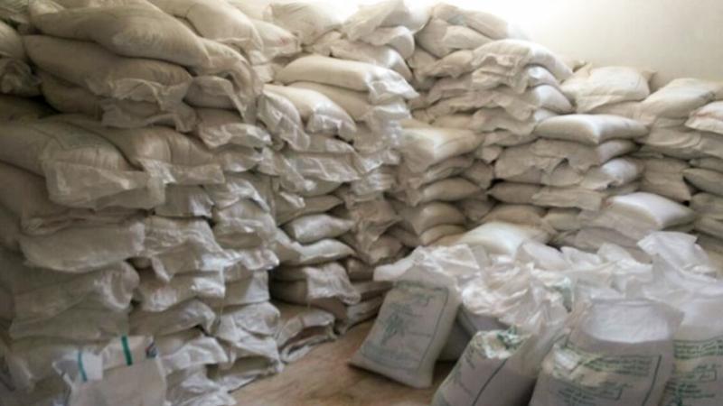 حجز أطنان من السكر المدعم في بنزرت