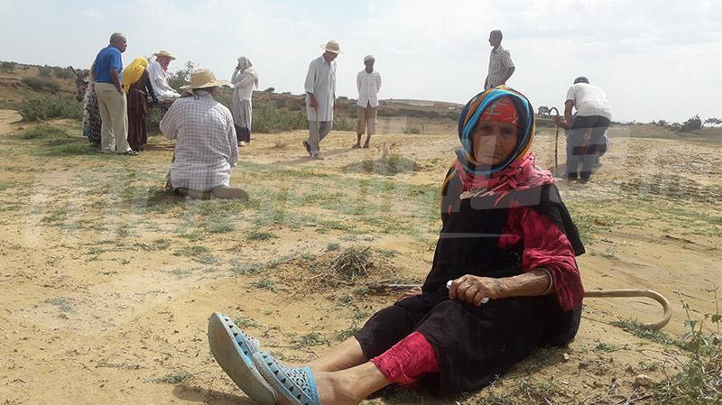 نصر الله : وادي مريرة يعزل منطقة ثامر والأهالي يستغيثون..