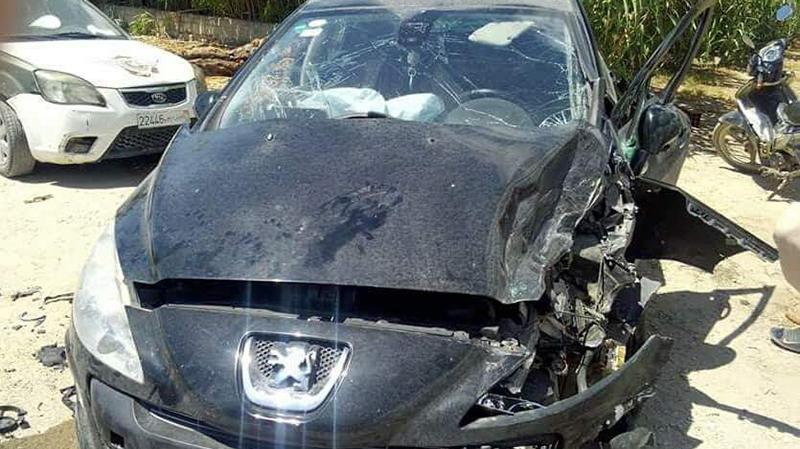 بنزرت: اصابة عشرة أشخاص في حادث مرور بعوسجة